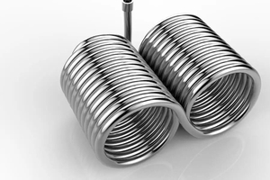 Stainless Steel Coiled Pipe/Tube